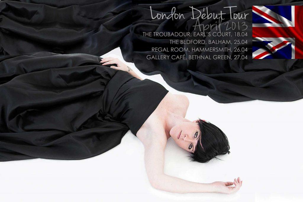 London Début Tour