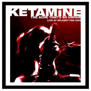ketamine-ache-thats-so-unfair-album-cover
