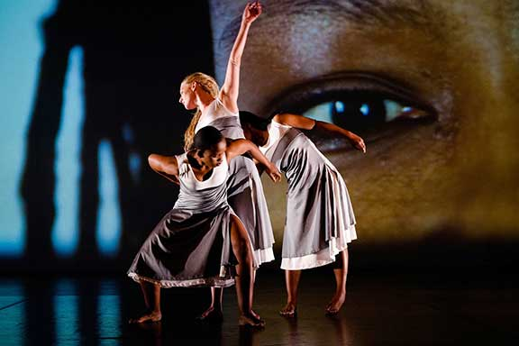 """Review of """"HOPE"""", A Dance Collaboration"""